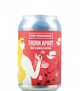 Hop Hooligans Thorn Apart CANS 33cl - BBF 04-10-2020