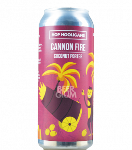 Hop Hooligans Cannon Fire CANS 50cl