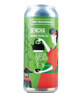 Hop Hooligans Sencha CANS 50cl
