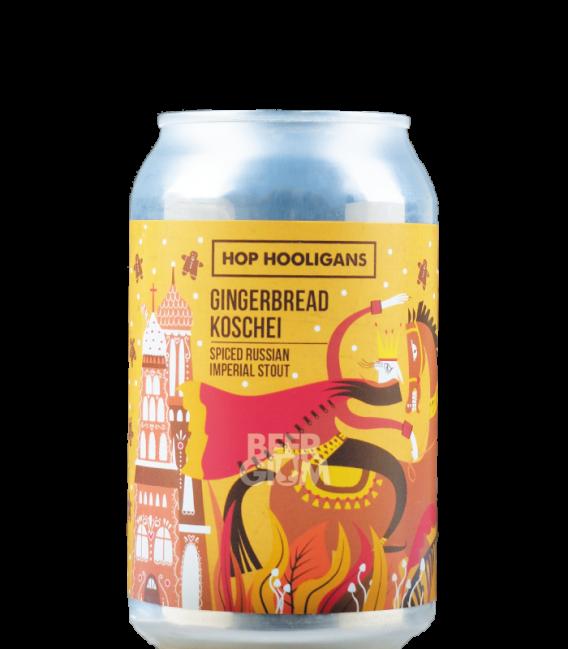 Hop Hooligans Gingerbread Koschei CANS 33cl