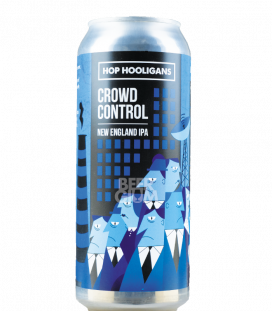 Hop Hooligans Crowd Control CANS 50cl