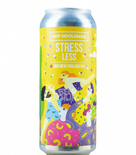 Hop Hooligans Stress Less CANS 50cl