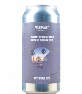 Verdant Too Many Opinions CANS 44cl