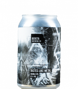 Bereta Taste Like Metal CANS 33cl