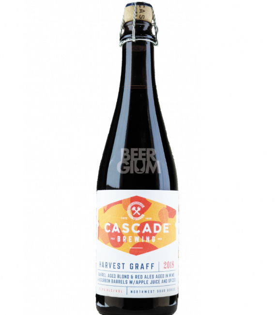 Cascade Harvest Graff 50cl