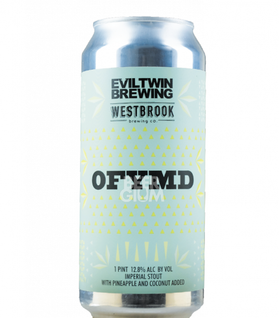Evil Twin / Westbrook OFYMD CANS 47cl