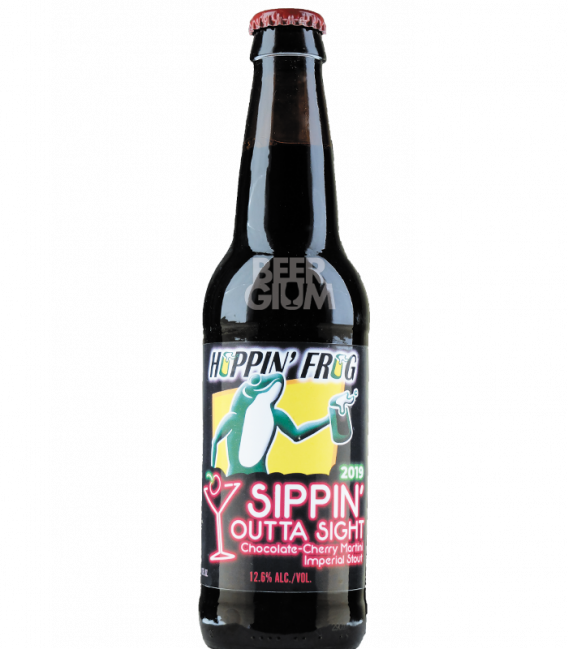 Hoppin' Frog Sippin' Outta Sight 35cl