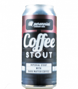 Perennial Coffee Stout CANS 47cl