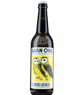 Bellwoods Barn Owl 18 50cl