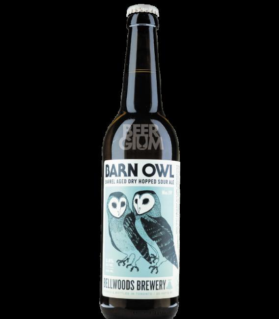 Bellwoods Barn Owl 19 50cl