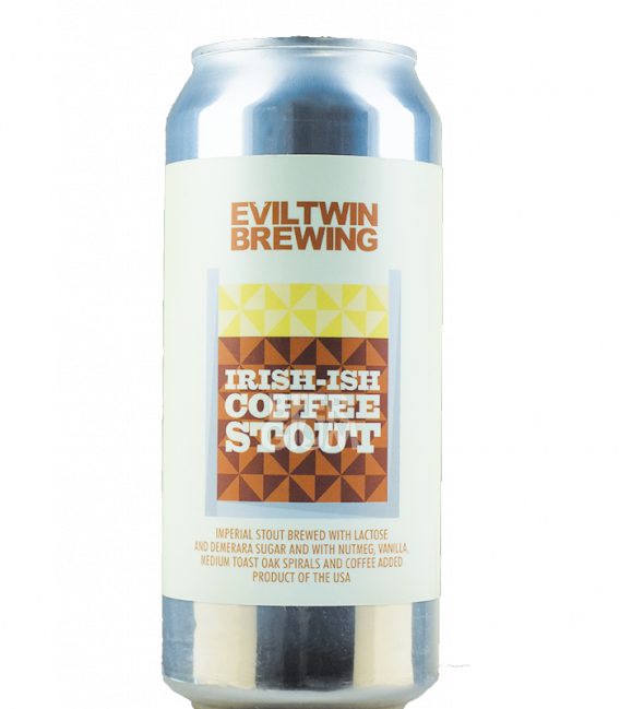 Evil Twin Irish-ish Coffee Stout CANS 47cl
