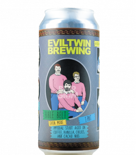 Evil Twin / Prairie Bible Balt CANS 47cl