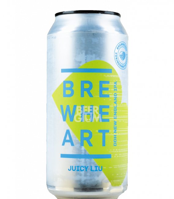 BrewHeart Juicy Liu CANS 44cl