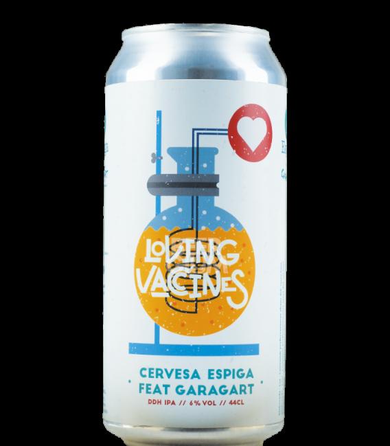 Espiga / Garagart Loving Vaccines CANS 44cl