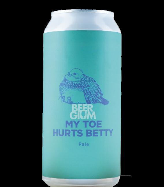 Pomona Island My Toe Hurts Betty CANS 44cl