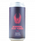 Pomona Island Boppers, Stay Tuned CANS 44cl