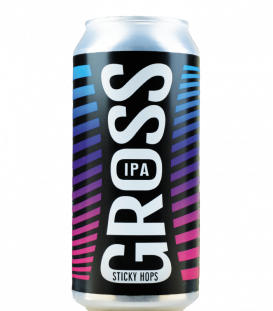 BrewGross Sticky Hops CANS 44cl