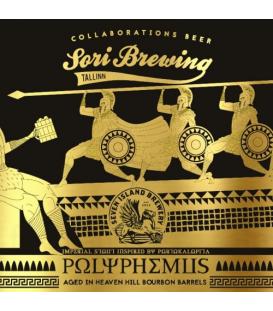 Sori Brewing / Seven Island Polyphemus BBA Heaven Hill 33cl