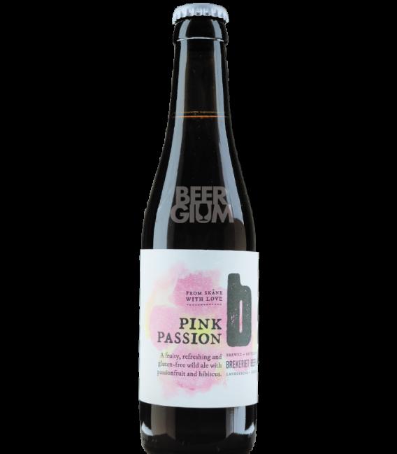 Brekeriet Pink Passion 33cl