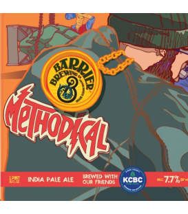 Barrier / KCBC Methodical CROWLER 50cl