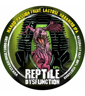 Staggeringly Good Reptile Dysfunction CROWLER 50cl