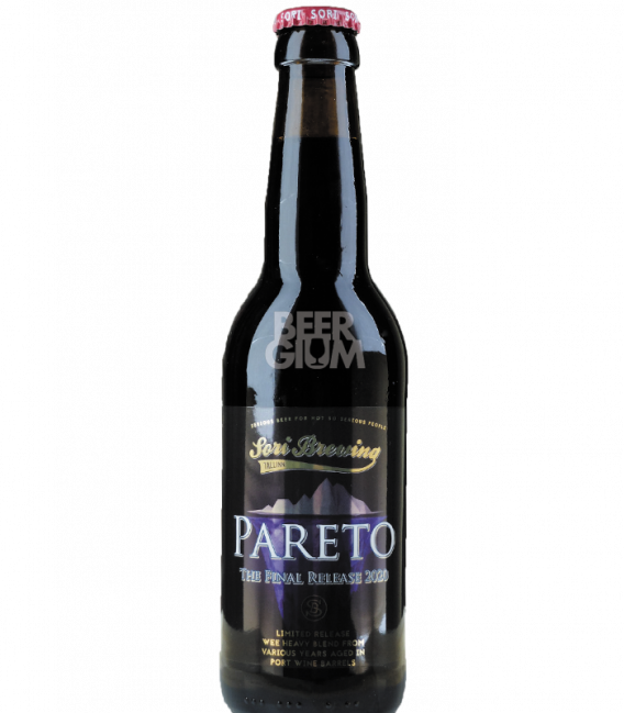 Sori Pareto 2017 (Whisky Barrel-Aged) 33cl