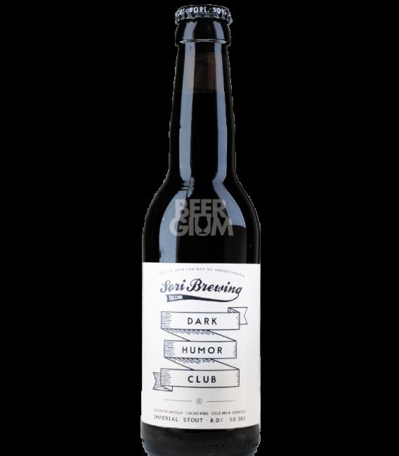 Sori Dark Humor Club Bourbon Vanilla 33cl