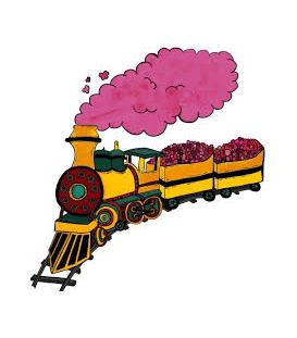 Fermenterarna Fruit Train CROWLER 50cl