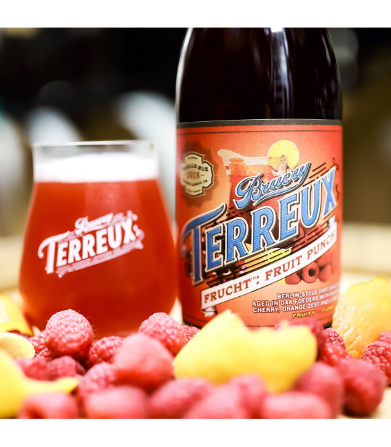 The Bruery Terreux Fruit Punch CROWLER 50cl