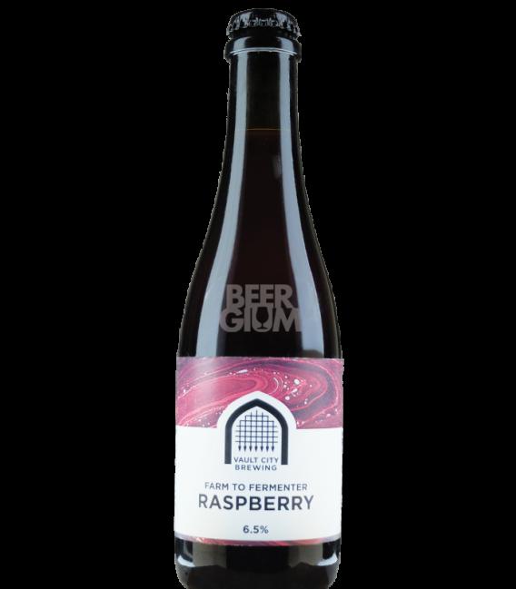 Vault City Farm to Fermenter Raspberry 37cl