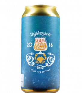 Stigbergets GBG Beer Week 2016-2020 3,5% Edition CANS 44cl