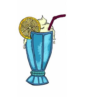 Fermenterarna Hello Lemon Milkshake IPA CROWLER 50cl