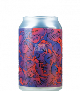 Lervig Dark Orbit Porter CANS 33cl