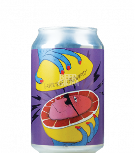 Lervig Grapefruit Serendipity CANS 33cl