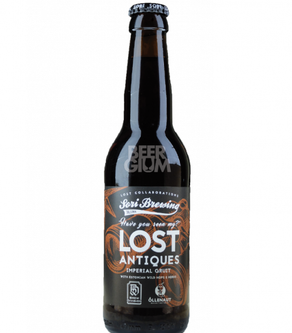 Sori Leaping Lost Antiques 33cl
