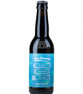 Sori Dark Humor Club Coconut 33cl