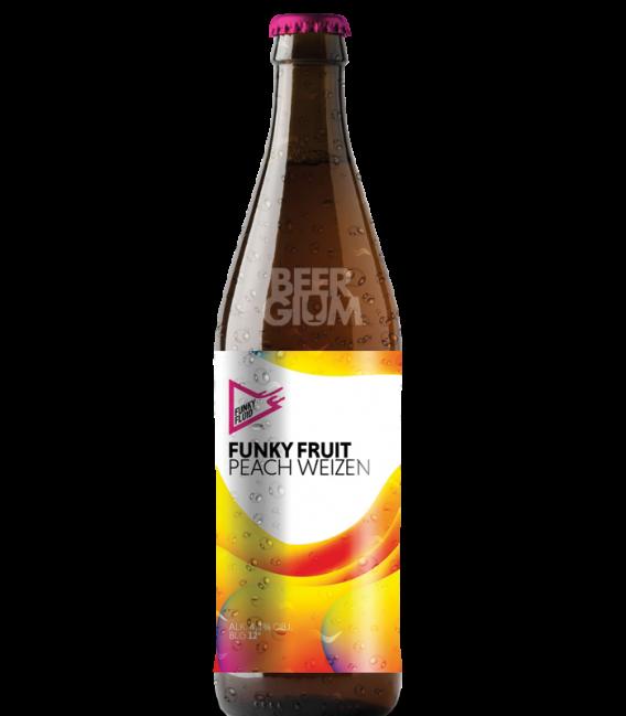Funky Fluid Funky Fruit 50cl