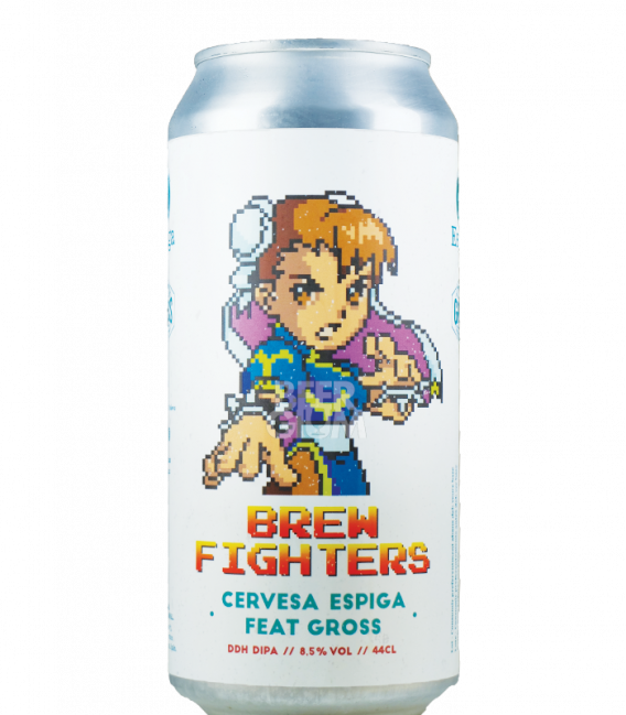 Espiga / Gross Brew Fighters CANS 44cl