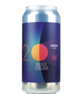 Verdant 20 Watt Moon CANS 44cl