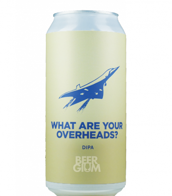 Pomona Island What Are Your Overheads? CANS 44cl