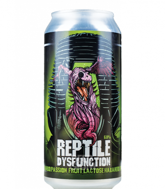 Staggeringly Good Reptile Dysfunction CANS 44cl