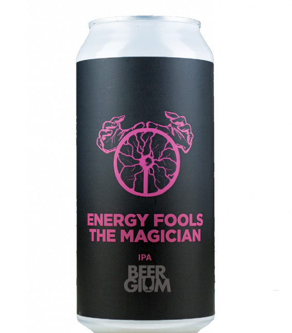 Pomona Island Energy Fools the Magician CANS 44cl