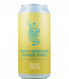 Pomona Island Much Intenser Dance Vibes CANS 44cl