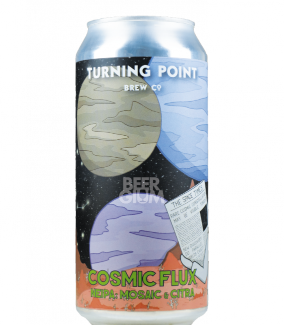 Turning Point Cosmic Flux CANS 44cl