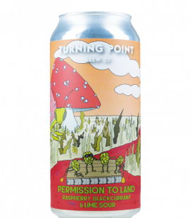 Turning Point Permission to Land CANS 44cl