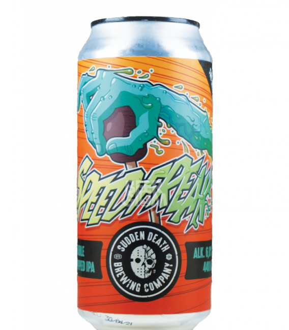 Sudden Death Speed Freak CANS 44cl
