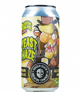 Sudden Death Dr Yeast And Mr Haze CANS 44cl