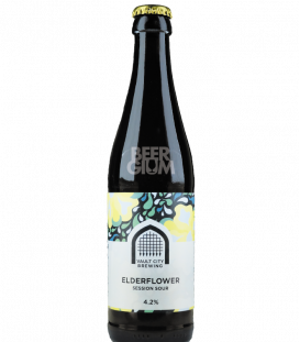 Vault City Elderflower Session Sour 33cl