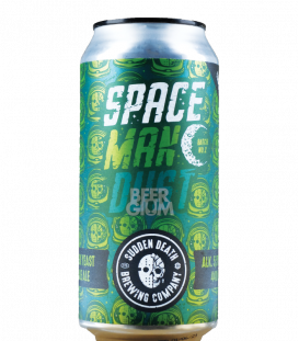 Sudden Death Spaceman Dust  CANS 44cl