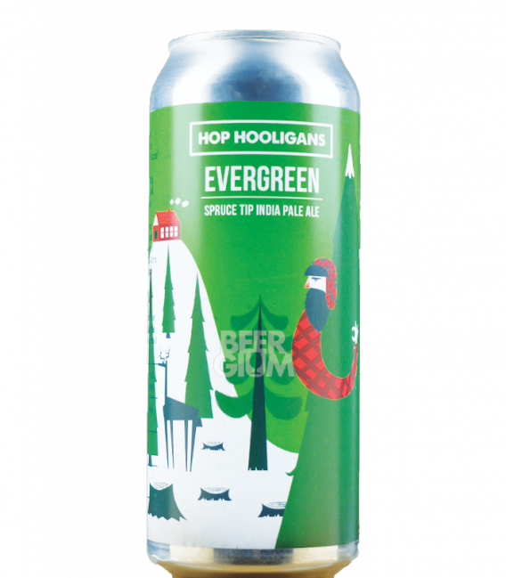 Hop Hooligans Evergreen  CANS 50cl